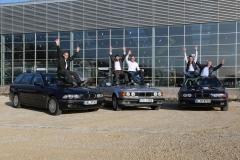 Team und Fahrzeuge