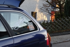 BMW Heck QR